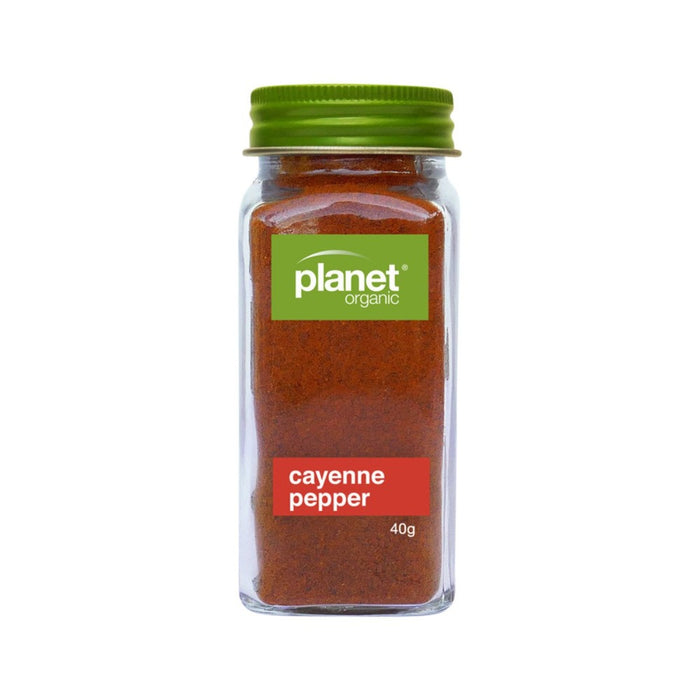 PLANET ORGANIC Cayenne Pepper Spice 40g
