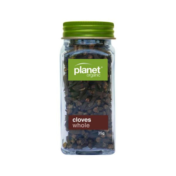 PLANET ORGANIC Cloves Whole Spice 35g