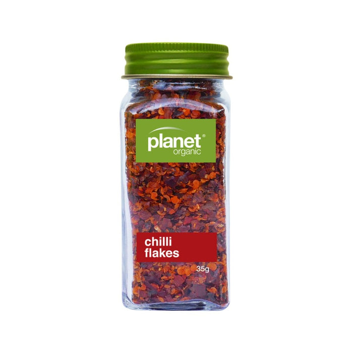PLANET ORGANIC Chilli Flakes Spice