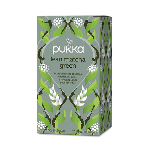 Pukka Lean Matcha Green x 20 Tea Bags