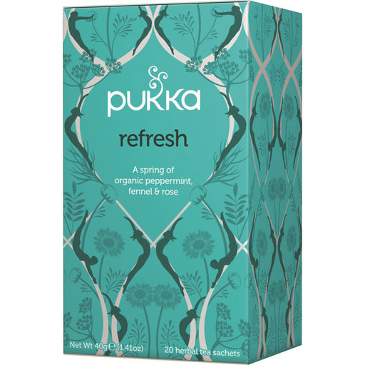 Pukka Mint Refresh x 20 Tea Bags