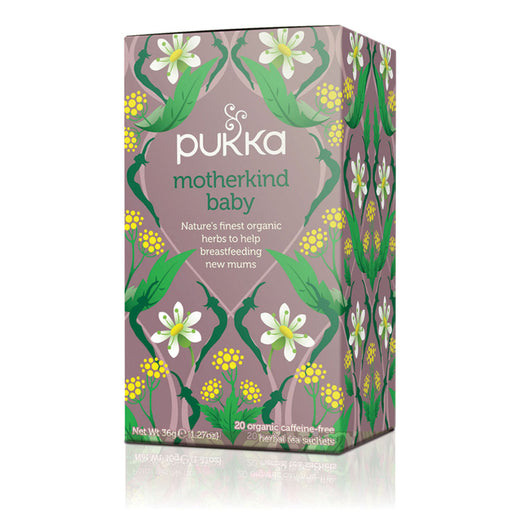 Pukka Motherkind Baby x 20 Tea Bags
