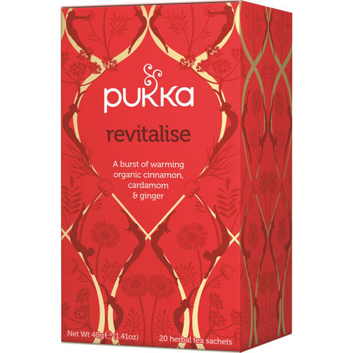 Pukka Revitalise x 20 Tea Bags