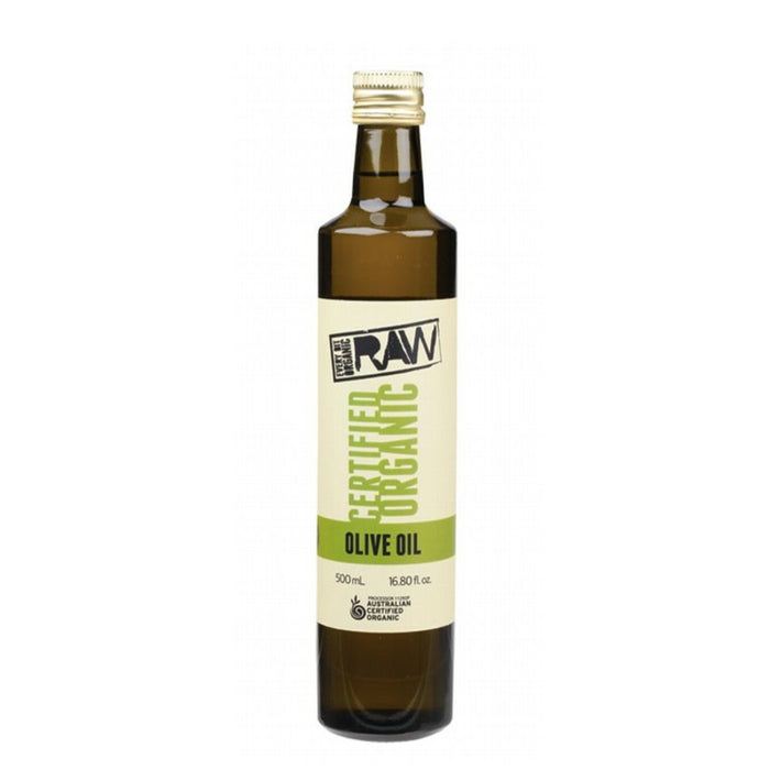 EVERY BIT ORGANIC RAW Olive Oil - 500ml