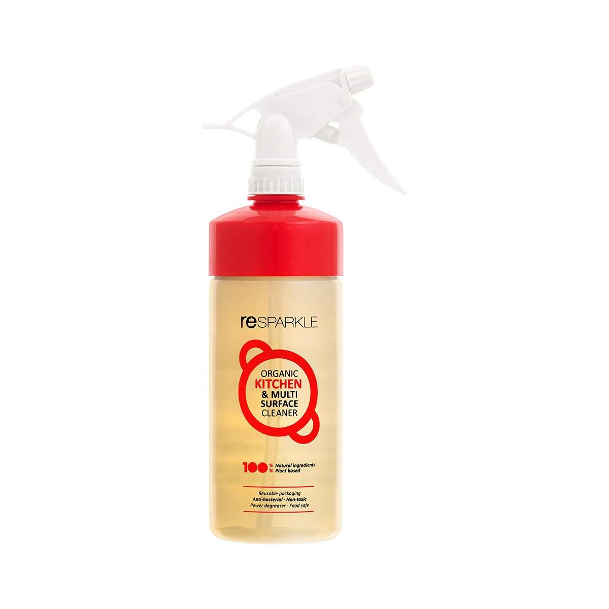 Resparkle Kitchen & Multi Surface Cleaner Organic 500mL