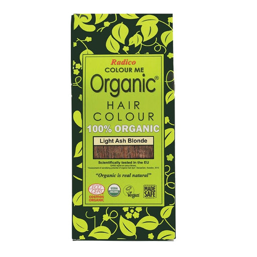 Radico Colour Me Organic - Hair Colour Powder - Light Ash Blonde