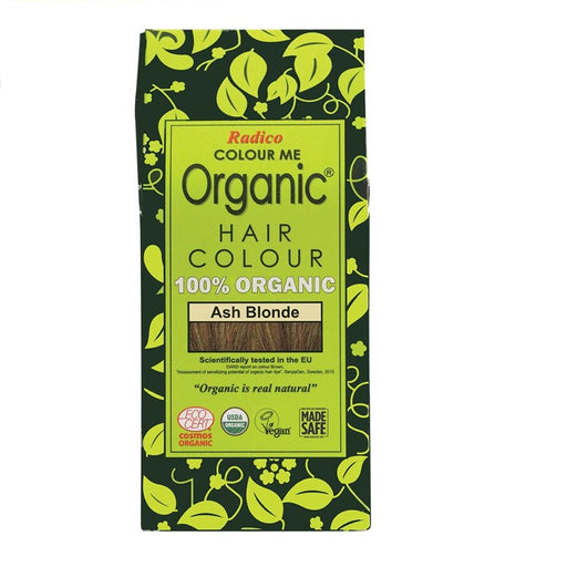 Radico Colour Me Organic - Hair Colour Powder -  Ash Blonde