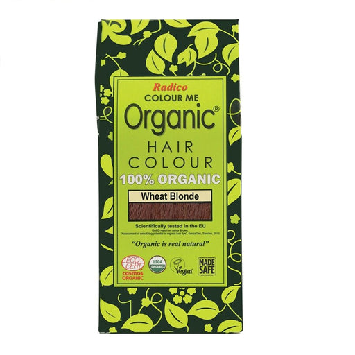 Radico Colour Me Organic - Hair Colour Powder -  Wheat Blonde