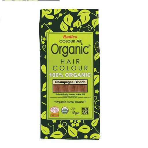 Radico Colour Me Organic - Hair Colour Powder -  Champagne Blonde