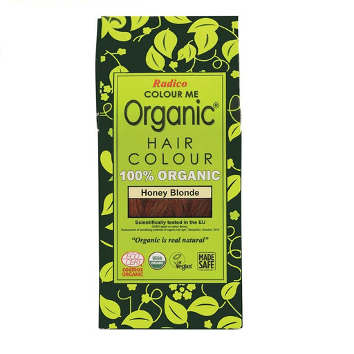 Radico Colour Me Organic - Hair Colour Powder -  Honey Blonde