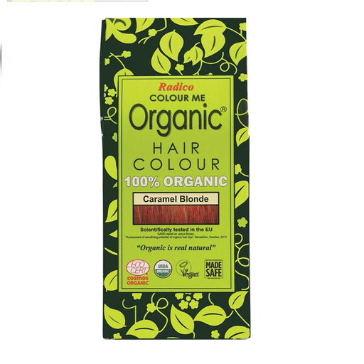 Radico Colour Me Organic - Hair Colour Powder -  Caramel Blonde
