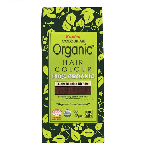 Radico Colour Me Organic - Hair Colour Powder -  Light Red Blonde