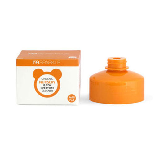 Resparkle Cleaner Nursery, Toy & Everyday Refill Pod Organic 40mL