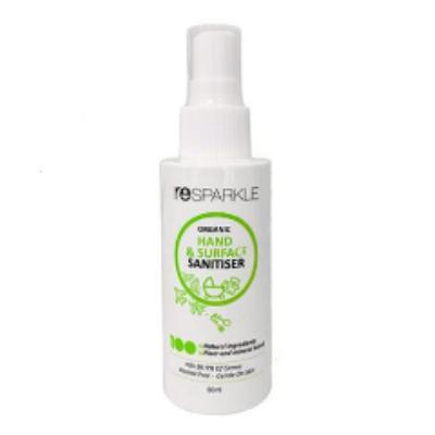 Resparkle Organic Hand & Surface Sanitiser