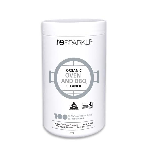 Resparkle Organic Oven and BBQ Cleaner 300g
