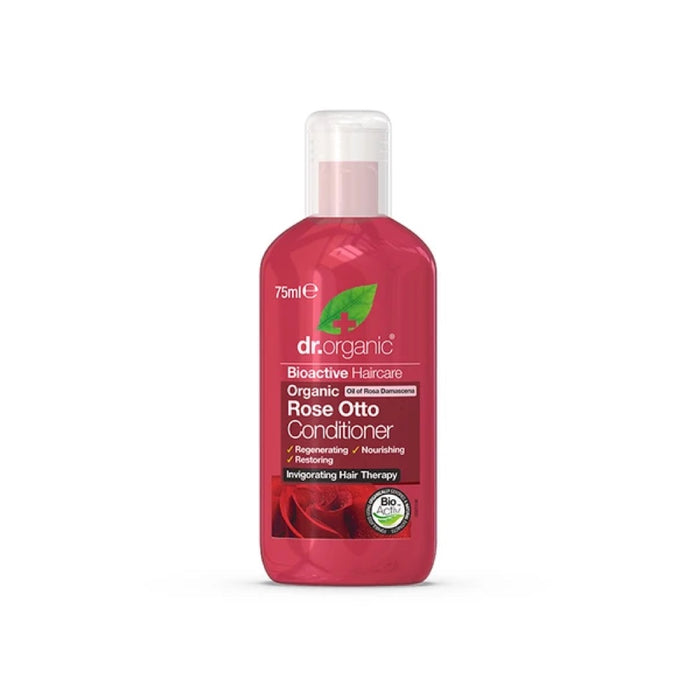 DR ORGANIC Travel Size - Conditioner Organic Rose Otto 75ml