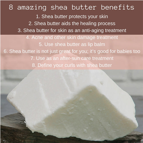 Shea Butter Benefits