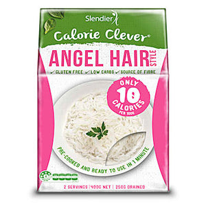 SLENDIER SLIM Angel Hair Pasta Gluten Free 250g