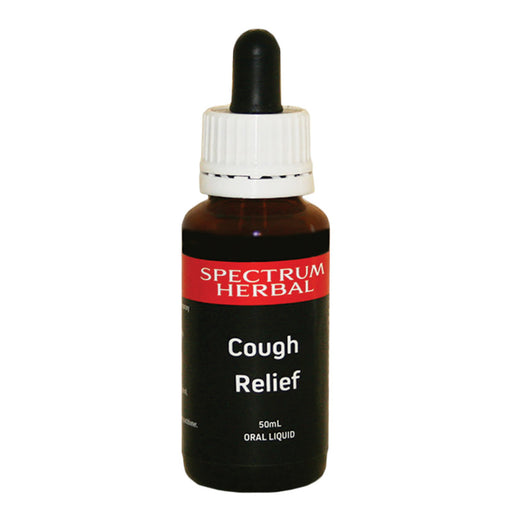 Spectrum Herbal Cough Relief 50ml