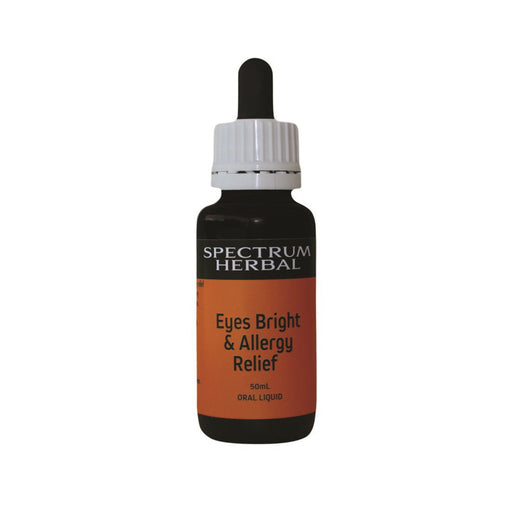 Spectrum Herbal Oral Liquid Eyes Bright & Allergy Relief 50ml