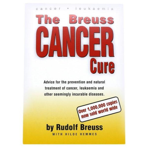 The Breuss Cancer Cure Book