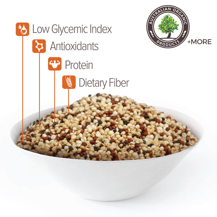 AOP Tri Colour Quinoa