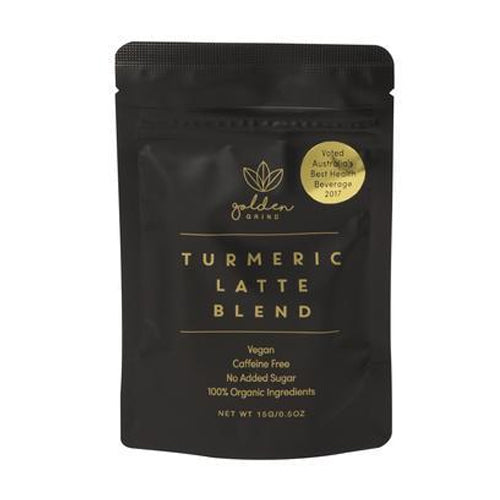 GOLDEN GRIND Turmeric Blend Golden Latte Spice Mix 15g