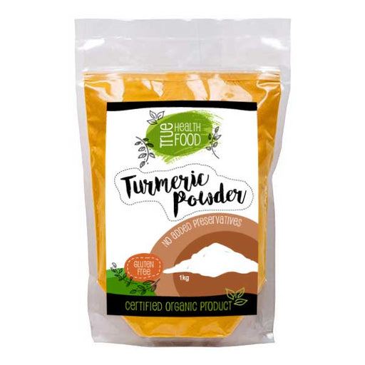 AOP Certified Organic Turmeric Powder Small
