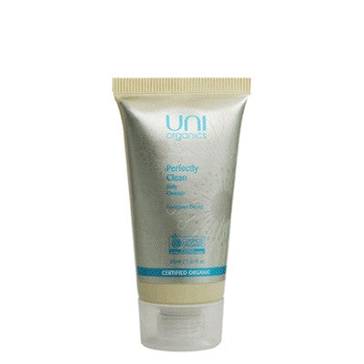 Uni Organics Facial Daily Cleanser - Perfectly Clean 30ml