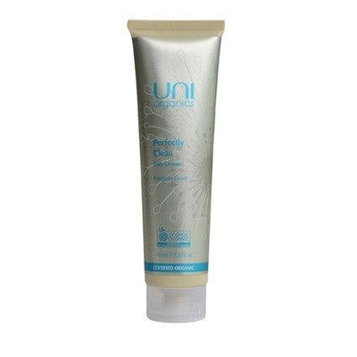 Uni Organics Perfectly Clean Facial Cleanser 150ml