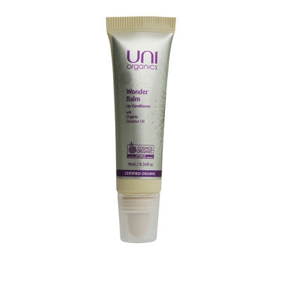 Uni Organics Wonder Balm Lip Conditioner 10ml