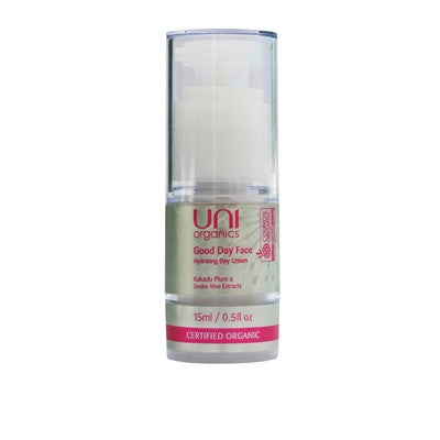 Uni Organics Travel Size Face Cream 15ml