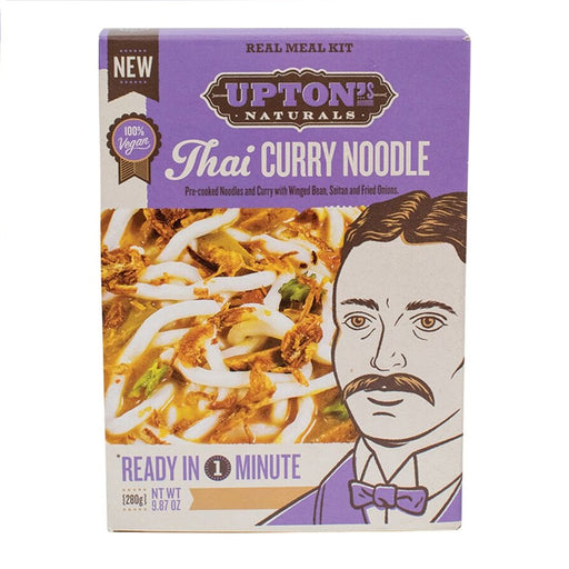 Upton's Naturals Real Meal Kit Thai Curry Noodle
