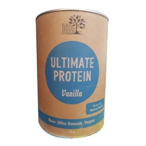EDEN HEALTH FOODS Organic Sprouted Brown Rice Protein Vanilla 1kg