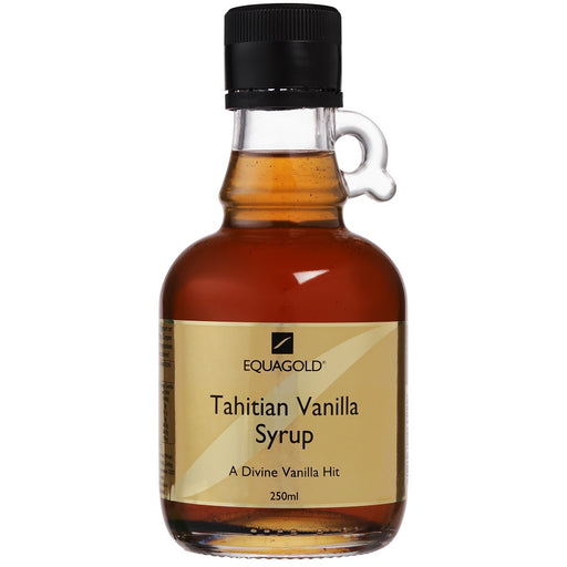 Equagold Vanilla Syrup 250ml