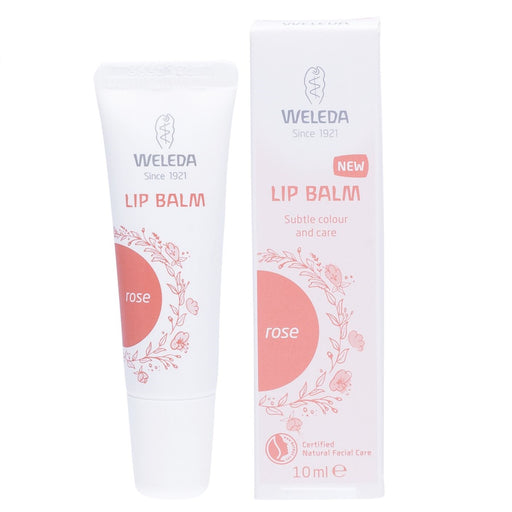 Weleda Lip Balm - Rose