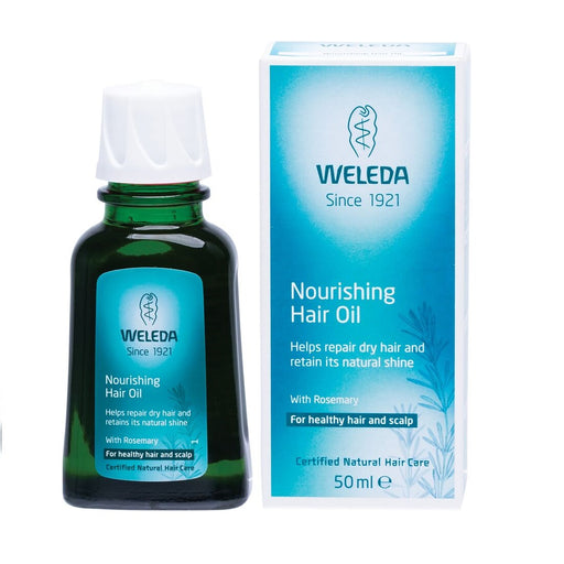 Weleda Rosemary Nourishing Hair Oil