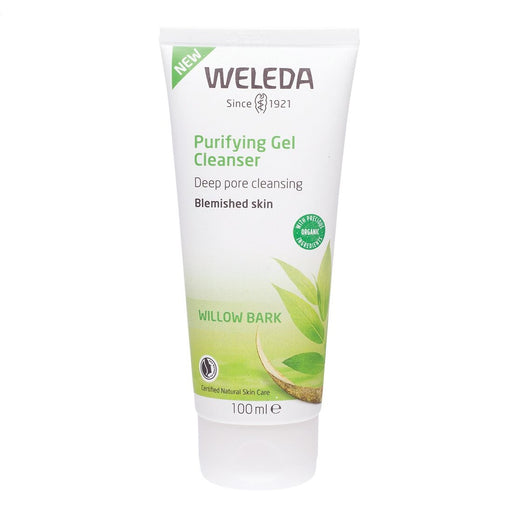Weleda Purifying Gel Cleanser Willow Bark