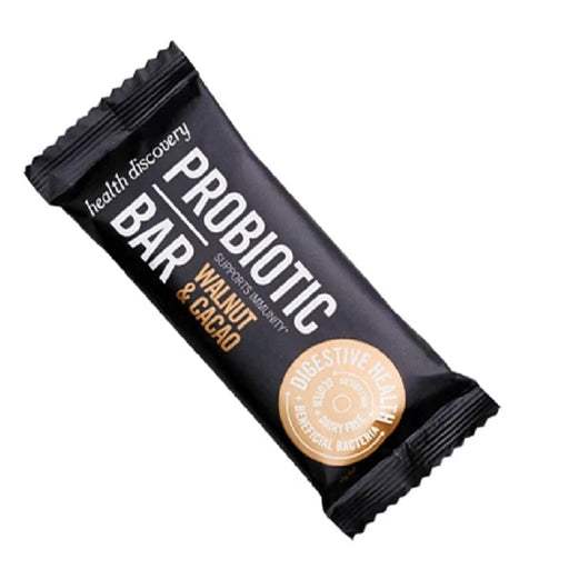 Health Discovery Probiotic Bar Walnut & Cacao