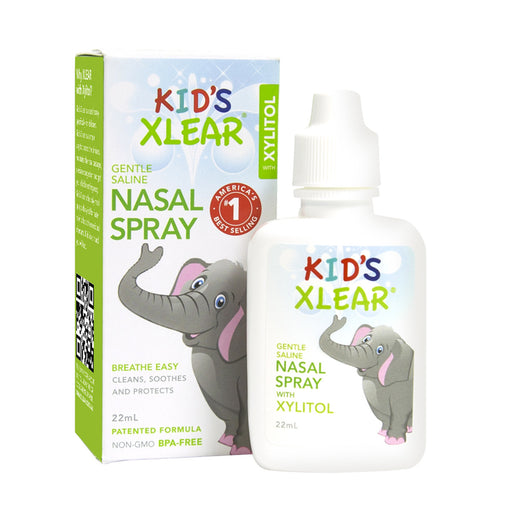 Xlear Kids Nasal Sinus Care with Xylitol Spray