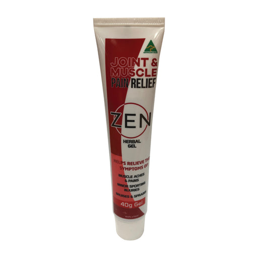 Zen Therapeutics Joint & Muscle Pain Relief Herbal Gel 40g