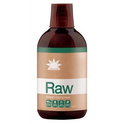 AMAZONIA - RAW Green Compress Cleanse & Restore 500ml