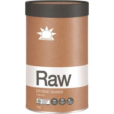 AMAZONIA - RAW Organic Protein Isolate Natural - 1kg