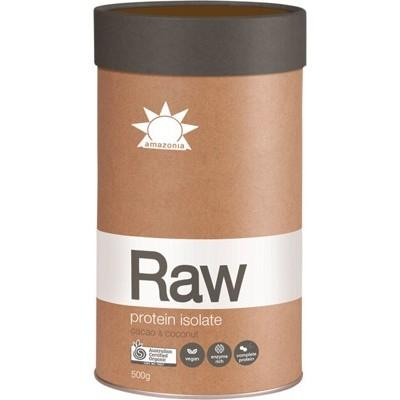 AMAZONIA RAW Organic Protein Cacao & Coconut 500g