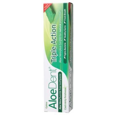 ALOE DENT Toothpaste Triple Action 100ml