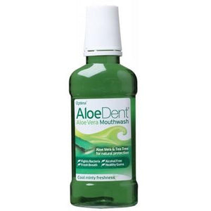 ALOE DENT Mouthwash Aloe Vera & Tea Tree 250ml