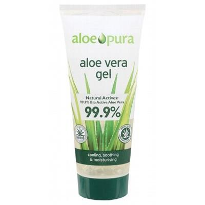 Aloe Pure Organic Aloe Vera Gel 200ml