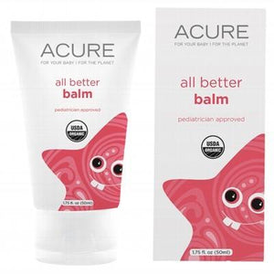 ACURE Organic Baby All Better Balm 50ml