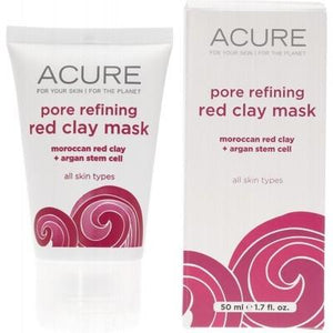 ACURE Pore Minimizing Red Clay Mask 50ml