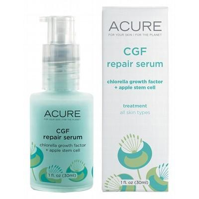 ACURE CGF Repair Serum Chlorella + Apple Stem Cell 30ml